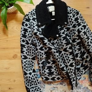 Small forever 21 winter jacket